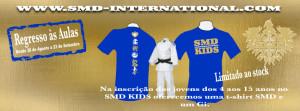 Promoção SMD KIDS SET13